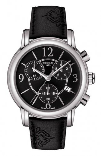 Tissot Dressport - Color: Black